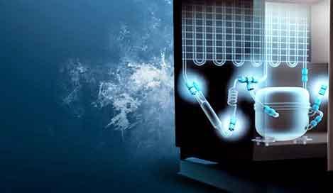 انواع مبردها و گاز یخچال