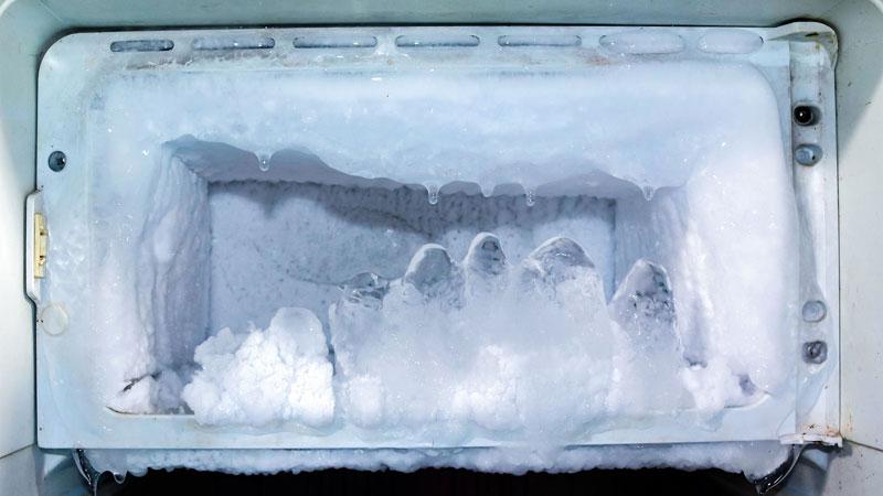 عملکرد برفک زدایی اتومکاتیک یا نوفراست