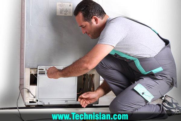 تعمیر یخچال فریزر دوو در تهران